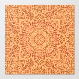 Mandala 10 Canvas Print