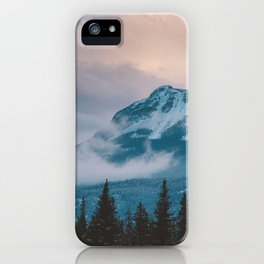 Icefields Parkway, AB iPhone Case