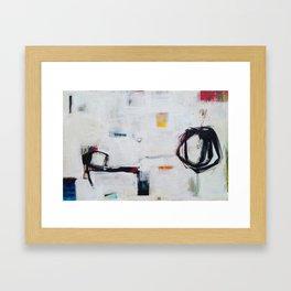 Inner Workings II Framed Art Print