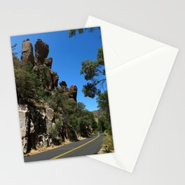 Scenic Bonita Canyon Road Stationery Cards