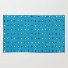 Circuitry Bluesy Blue Rug