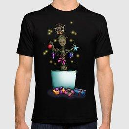 Christmas Baby Groot T-shirt
