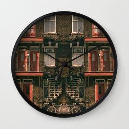 Mirror Montreal Wall Clock