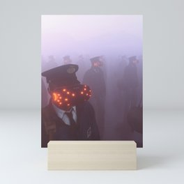 Virtual Mail Mini Art Print