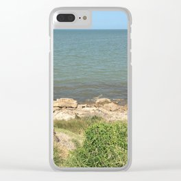The Gulf of Mexico Clear iPhone Case