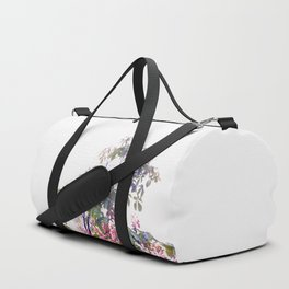 Floral#2 Duffle Bag
