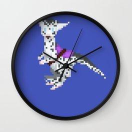 Pixel / 8-bit Star Wars Taun Fawn Wall Clock