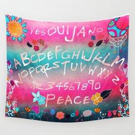 Bohemian Dream Gypsy Ouija Board Art Wall Tapestry