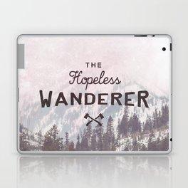 The Hopeless Wanderer Laptop & iPad Skin