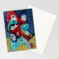 Lady Madonna Stationery Cards