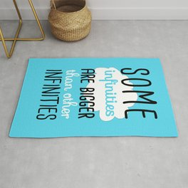 Some Infinities - The Fault In Our Stars Rug