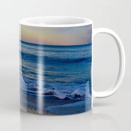 Blue Beach Paradise Waves Coffee Mug