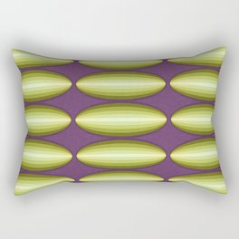 Dirigible Cucumber Rectangular Pillow