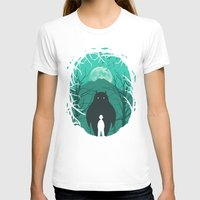 scary T-shirts featuring Scary Monsters and Nice Sprites by filiskun