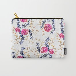 Rose Gold Carry-All Pouch