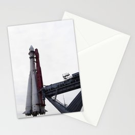 rocket launcher Union Stationery Cards