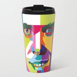 Gareth Bale WPAP Travel Mug
