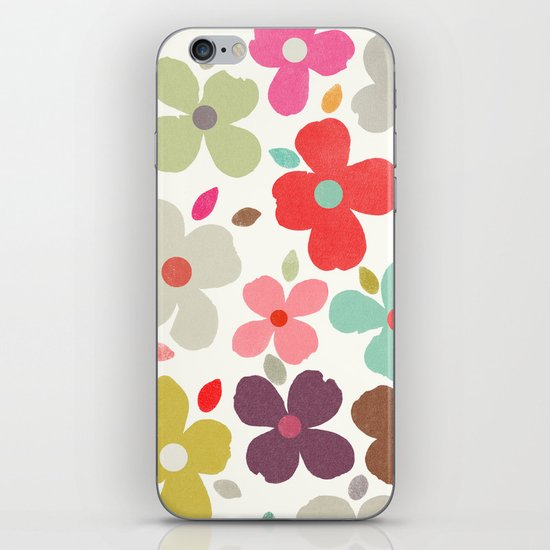 dogwood 2 iPhone & iPod Skin