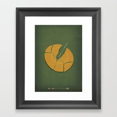 Breaking Bad - ...And The Bag's in the River Framed Art Print