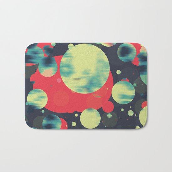 Planets 01' Bath Mat