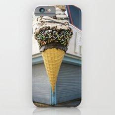 Ice Cream on the boardwalk iPhone 6s Slim Case