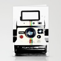 lawyer Stationery Cards featuring Shake it like a Polaroid picture by Rachel Landry