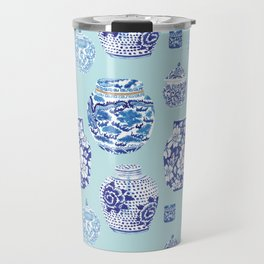 Chinoiserie Ginger Jar Collection No.3 Travel Mug