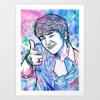 D9 Art Print
