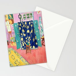 Henri Matisse The Pink Studio Stationery Cards