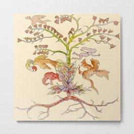 Garden of Eve Metal Print