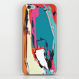 Your Reach is Long iPhone Skin