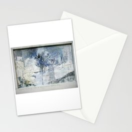 so quietly... Stationery Cards
