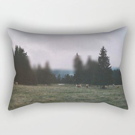 Landscape Twist Rectangular Pillow