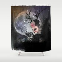 Antares Shower Curtain