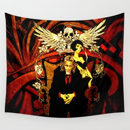 one piece legend Wall Tapestry