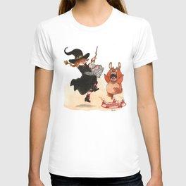 Sorcery! T-shirt