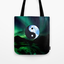 NATURE'S BALNCE Tote Bag