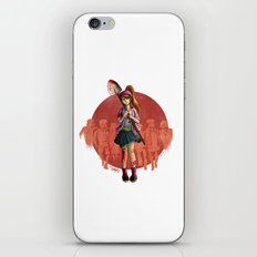 Land of the Rising Dead 2012 iPhone & iPod Skin