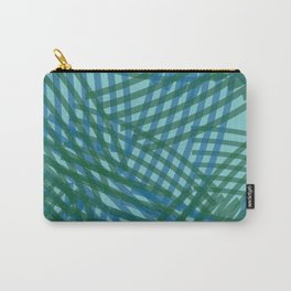 brush stroke overlap_dawn02 Carry-All Pouch