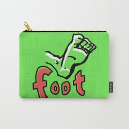 Foot Carry-All Pouch