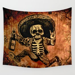 TequilaBandit Wall Tapestry
