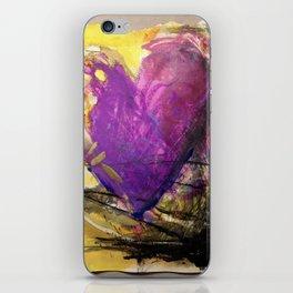 A Big, Bright, Happy Love iPhone Skin
