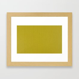 Hardwood texture grain pattern Framed Art Print