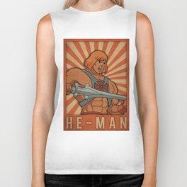 He-Man Biker Tank