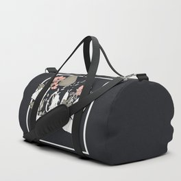Type Love 003 Duffle Bag
