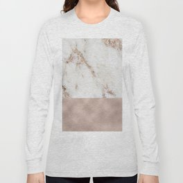 Monte Carlo marble Long Sleeve T-shirt