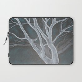 White Tree Laptop Sleeve