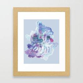 Alien Organism 25 Framed Art Print