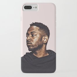 Kendrick Lamar Pop Art Print iPhone Case
