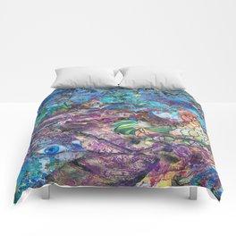 """Festoon""  Comforters"